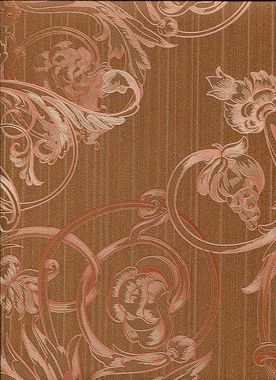 Gloockler Deux Wallpaper Panel With Crystals 54823 By Marburg