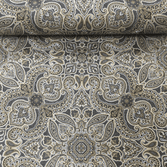 #Exclusive Luxury # paisley Decorative Flower Leaf Moroccan 9098 #waasils